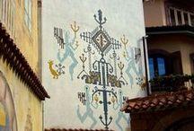 Sardinian Mural Arts