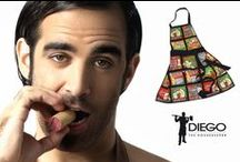 Männerschürzen / DIEGO The Housekeeper - that's the name of our super stylish aprons for men by SHEELA! Our men's aprons are from smashing to cosy and soft! http://www.sheela.cc/shop/produktkategorie/herrenschuerzen/