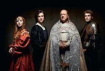 Borgia Series / adaptation from 2011