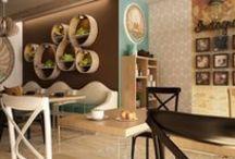 Balkonstudio. Cafe, bar, restaurant,office / Balkonstudio. Cafe, bar, restaurant,office Interior design