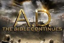 A.D. The Bible Continues Series