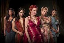 Spartacus Series - Women