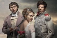 War and Peace Series / adaptations from 2007 and 2016