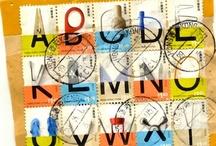 alphabets, abécédaires