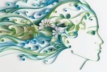 Quilling :) / by Katrina Robinson
