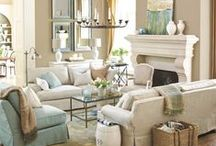 Home Interiors: Decor Ideas / by Molly and Mama