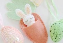 Easter Ideas and Activities / by Molly and Mama