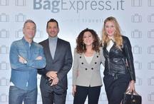 Conferenza stampa - Milano / La conferenza stampa di lancio del nuovo Bag Express.