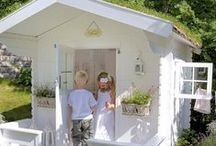 Outdoor Spaces / by Molly and Mama