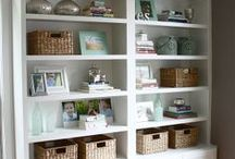 Home: Clever Ideas / by Molly and Mama
