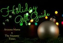2013 Holiday Gift Guide / Great Holiday Gifts for the 2013 Season from Arizona Mama & The Mommy Times