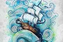 Nautical Nonsense  / Whatever floats your boat :) / by Katrina Robinson