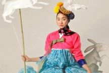 Hanbok Heebie Jeebies / Looking at gorgeous hanbok can lead to noticing not so gorgeous hanbok. Yep, taste is subjective... even so... I laughed, I cringed, I shuddered...