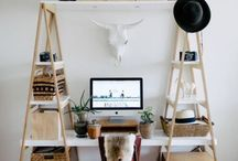 Office inspiration / Inspiration for designing an office space