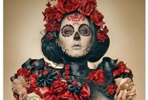 Dia De Los Muertos / Day of the Dead/Halloween Party