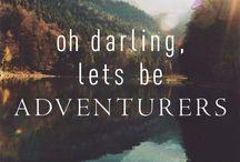 Wanderlust / Travels and adventures