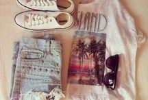 O U T F I T S  ( only summer)