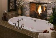 Bathroom Ideas / Ideas for master and guest bathrooms