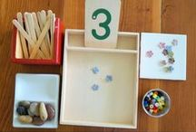 Montessori - matematika