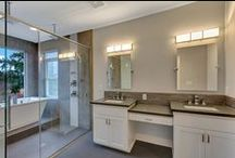 Master Bath | By GNW / Master bathroom layouts, colors, & features.