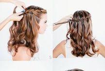 Saç Şekilleri / www.pembefikir.com