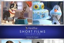 Short Films Collection / For the first time, bring home the Walt Disney Animation Studios Short Films Collection which includes 12 of your favorite shorts. Now Available on Blu-ray, Digital HD & Disney Movies Anywhere!