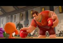 Wreck-It Ralph / Now available on Blu-ray™, Digital HD & Disney Movies Anywhere