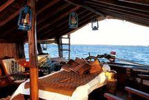Houseboats / Houseboats I would love to live on