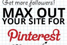 Pinterest Tips / A collection of articles on how to maximise your Pinterest activity