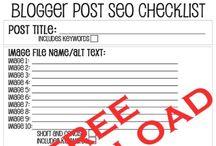 SEO Tips / SEO Tips for Bloggers