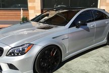 CLS SF 63 AMG / Custom Mercedes. 710 hp with 768 lbs of torque