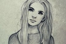 Art~ Drawing / by Alaina G