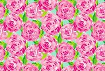 Lilly Pulitzer / by Alexis Reams