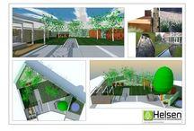 Tuinontwerp 3d / Garden design