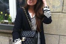 Chanel bag look