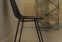 basket chair - gian franco legler / voor binnen en buiten