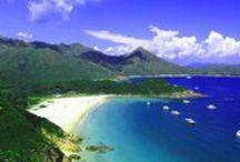 Great places for holidays / Incredible views of Hong Kong and Australia!