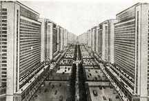 Architectural Drawings & Sketches