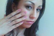 Nail Art Ideas   Stiletto Nails / Everything #nailart and #nailarttutorials, easy nail art designs like stripes and dots to harder #nailartdesigns on #stilettonails #pointynails #clawnails #nailartstripes #nailartdots #nailartforbeginners