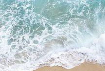 lifestyle   s e a & s a l t / happiness is a day at the beach