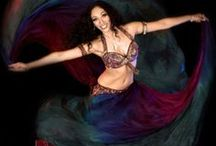 belly dancing clothes / by Amy Williams