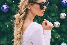 Hairstyles for desire.. / Tendencias para tu pelo..