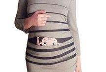 Pregnancy / Nursing fashion - Těhotenská móda