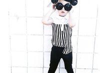 Edgy Fashion For Mini / Edgy Kids Fashion