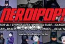 NerdiPop Facebook and Twitter Covers / www.nerdipop.co.za  https://www.facebook.com/Nerdipop