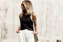 fashion   b & w