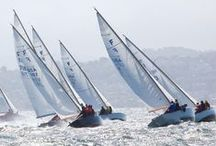 R A C I N G / When Sailing gets competitive