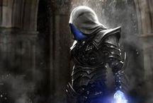 Dark Characters