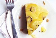 Kiwi Recipes / Recipes using kiwis