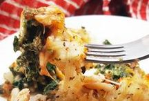 Spinach Recipes / Recipes using spinach